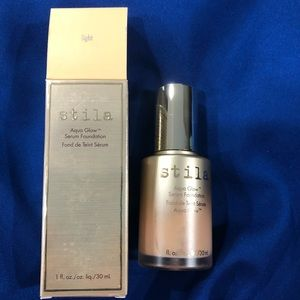 NWOT Stila serum foundation
